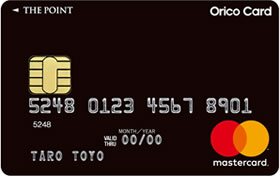 Orico Card THE POINT・カード画像